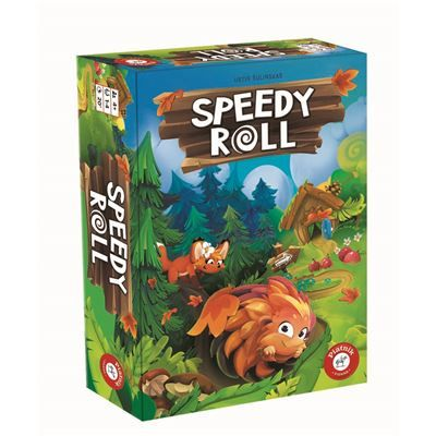 Speedy Roll mit Klettball